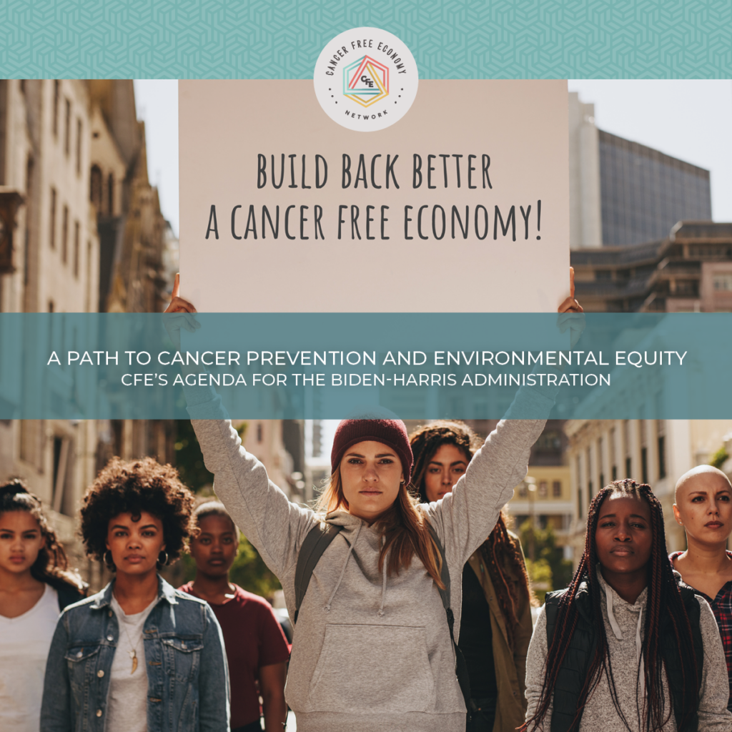Build Back Better a Cancer-Free Economy